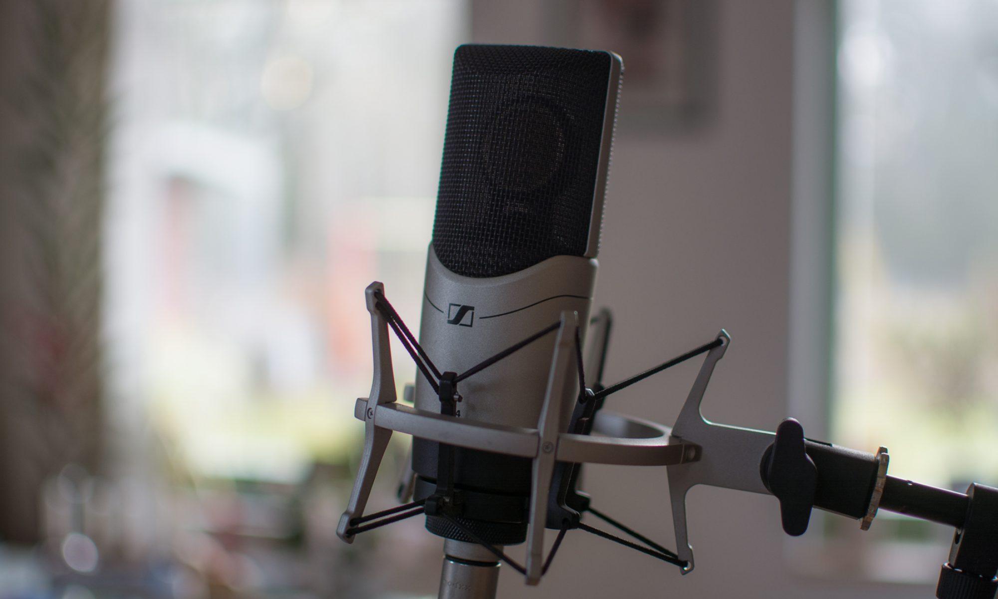 Mikrofone in Kakenstorf